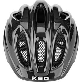 KED Meggy II Helm Kinderen, black